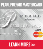 Pearl Prepaid Debit Card