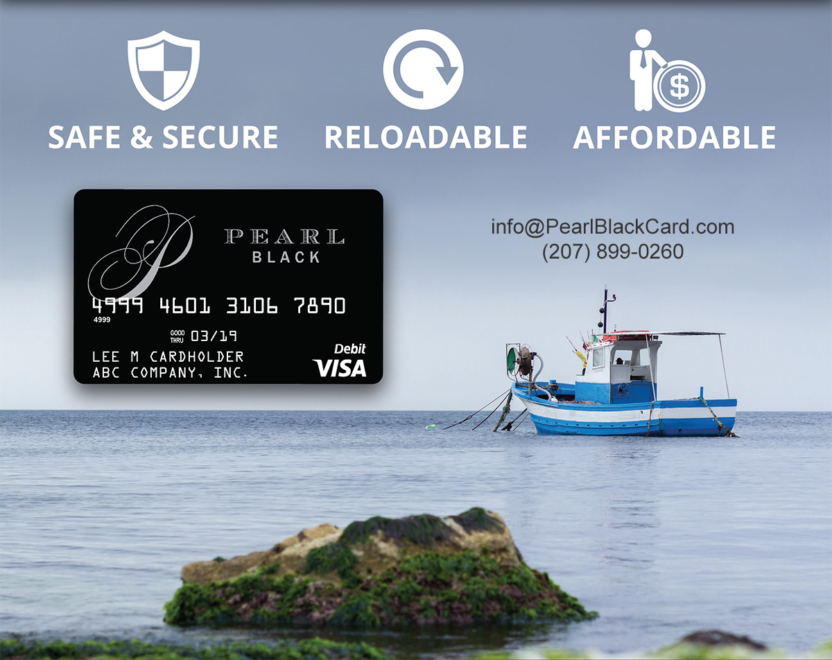 For more info about the Pearl Black Card, Call (207) 899-0260