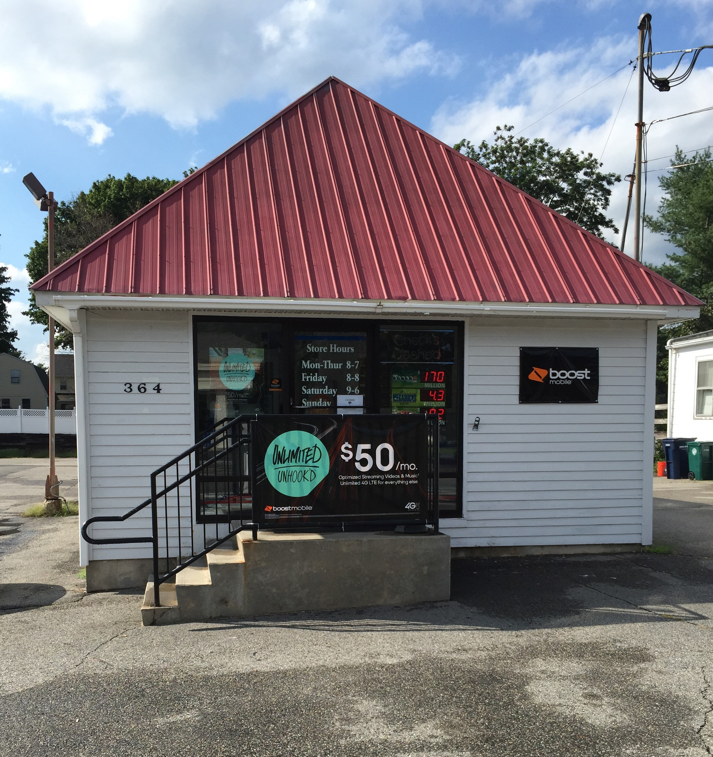 boost mobile locations